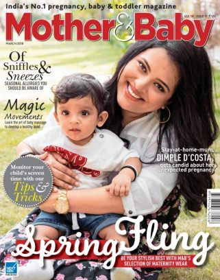 Mother & Baby India March 2018 Magazine