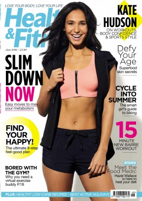 Health & Fitness June 2018 Magazine