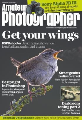 Amateur Photographer January 20,2018 Magazine