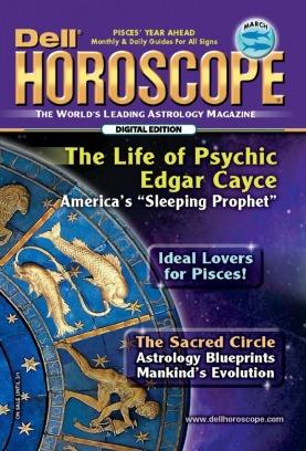 Dell Horoscope March 2016 Magazine