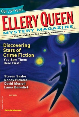 Ellery Queen Mystery Magazine July 2016 Magazine