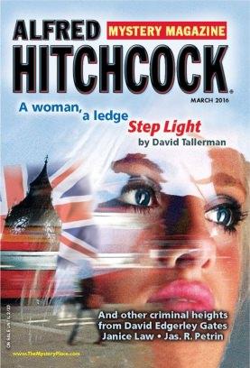 Alfred Hitchcock Mystery Magazine March 2016 Magazine