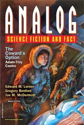 Analog Science Fiction and Fact March 2016 Magazine