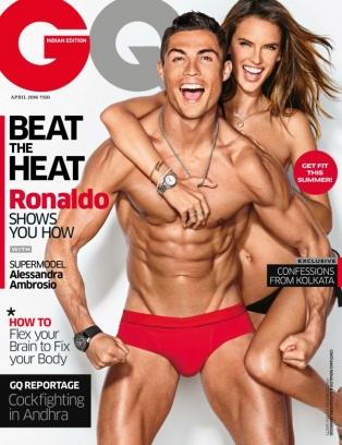 GQ India April 2016 Magazine