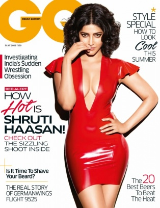GQ India May 2016 Magazine