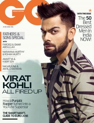 GQ India June 2016 Magazine