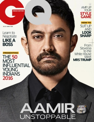 GQ India July 2016 Magazine