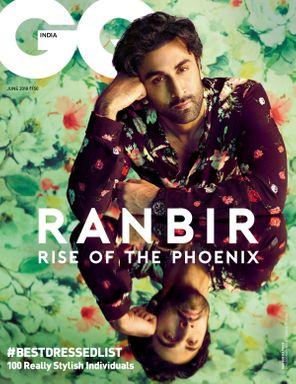 GQ India June 2018 Magazine