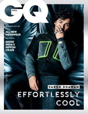 GQ India September 2018 Magazine