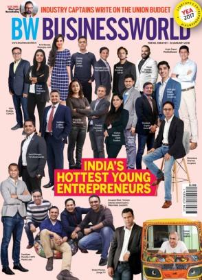 Businessworld January 20, 2018 Magazine