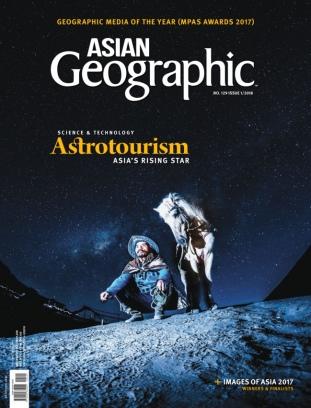 ASIAN Geographic AG 01/2018 - 129 Magazine