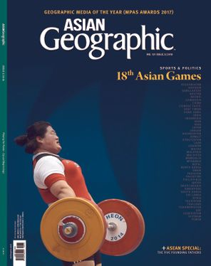 ASIAN Geographic AG 03/2018 - 131 Magazine