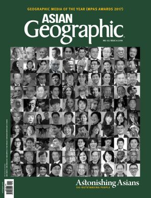 ASIAN Geographic AG 04/2018 - 132 Magazine
