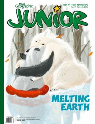 Asian Geographic JUNIOR Issue 2 2016 Magazine