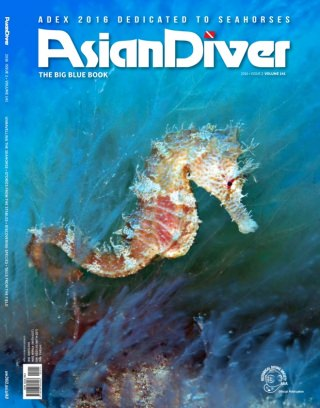 Asian Diver Issue 02 - 2016 Magazine