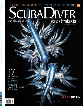 Scuba Diver Issue 03 - 2016 Magazine