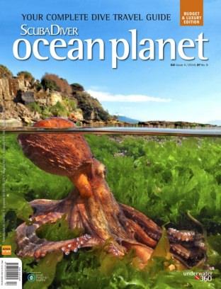 Scuba Diver Issue 04 - 2016 Magazine