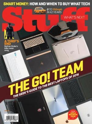 Stuff Middle East June 2016 Magazine