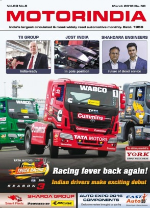 MOTORINDIA March 2016 Magazine