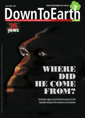 Down To Earth June 16, 2016 Magazine