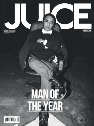 JUICE Malaysia December - 2013 Magazine