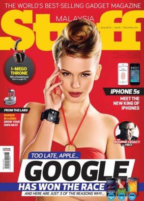 Stuff Malaysia November 2013 Magazine