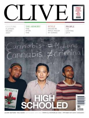 CLIVE September 2013 Magazine