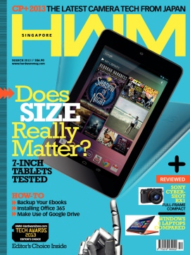 HWM Singapore Magazine - Buy, Subscribe, Download and Read