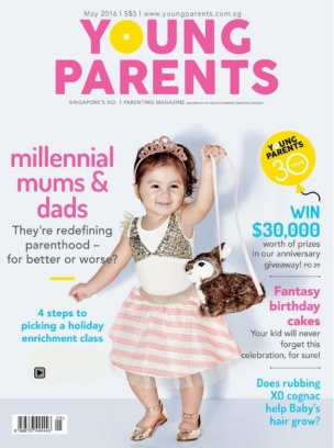 Young Parents Singapore May 2016 Magazine
