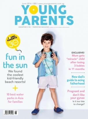 Young Parents Singapore June 2016 Magazine