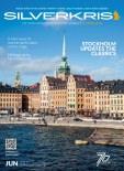 SilverKris magazine