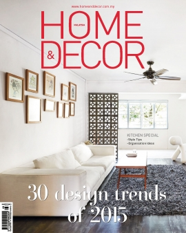 Home Decor Malaysia Is A Monthly Interior Design Magazine