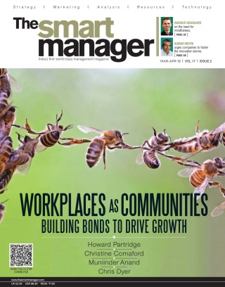The Smart Manager March - April 2108 Magazine