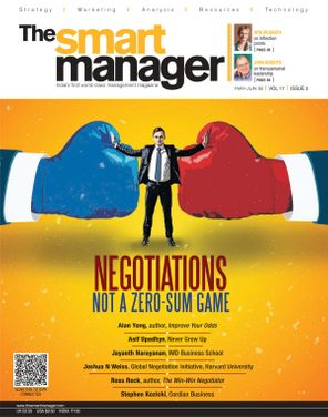 The Smart Manager May - June 2018 Magazine