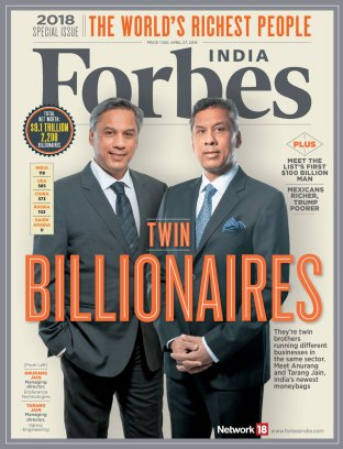 Forbes India April 27, 2018 Magazine