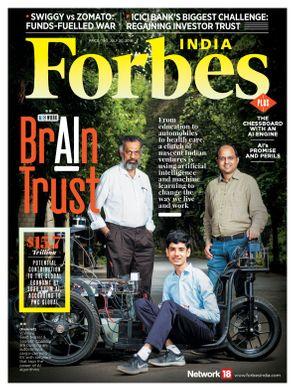 Forbes India July 20, 2018 Magazine