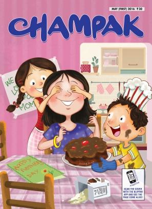 Champak May First 2016 Magazine