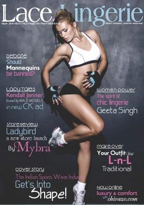 Lace n Lingerie March 2016 Magazine