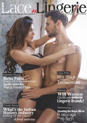 Lace n Lingerie April 2016 Magazine
