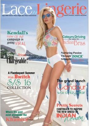 Lace n Lingerie June 2016 Magazine