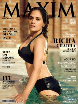 Maxim India May 2016 Magazine