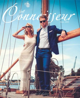 Gulf Connoisseur December - January 2016 Magazine