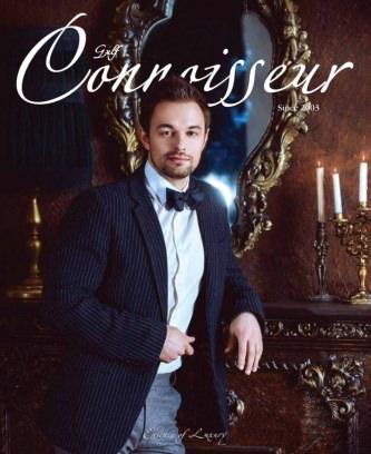 Gulf Connoisseur February - March 2016 Magazine