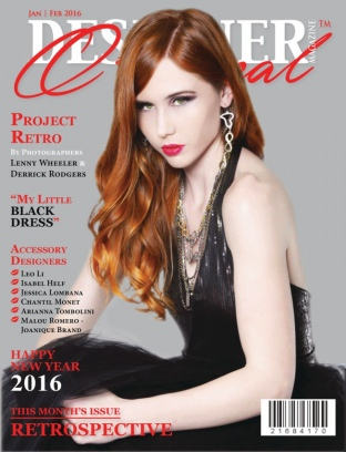 DESIGNER ORIGINAL January February 2016 RETROSPECTIVE ISSUE Magazine