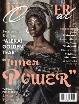 DESIGNER ORIGINAL July/August 2016 Magazine