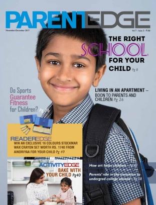 ParentEdge Nov/Dec 2017 Magazine