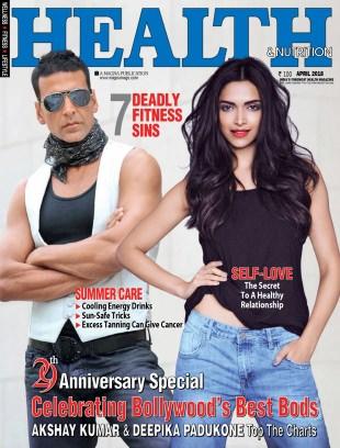 Health & Nutrition April 2018 Magazine