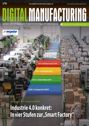Digital Manufacturing 2/16 Magazine