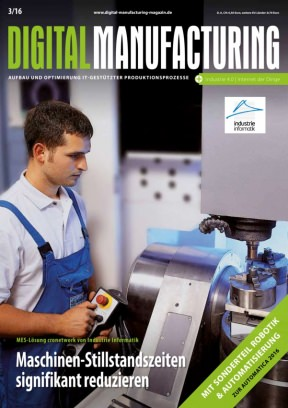 Digital Manufacturing 3/16 Magazine