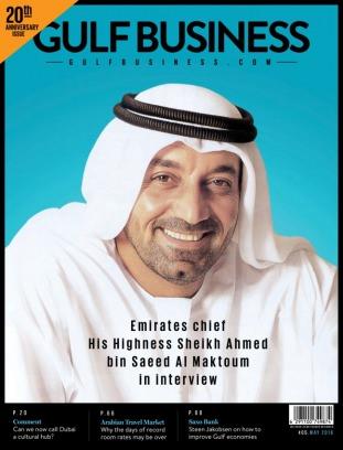 Gulf Business May 2016 Magazine